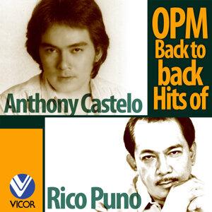 OPM Back to Back Hits of Anthony Castelo & Rico J. Puno
