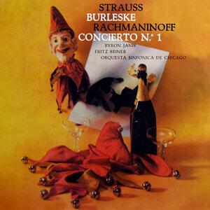 Rachmaninoff Concierto No. 1