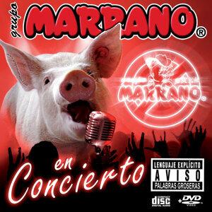 Grupo Marrano en concierto