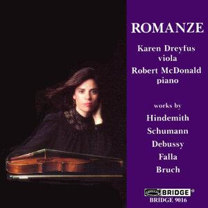 Romanze: Music for Viola and Piano