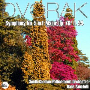 Dvorak: Symphony No. 5 in F Major Op. 76/ B. 54