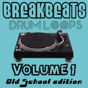 Rare Breakbeats and Drum Loops for DJ's, Producers, and Cool People, Vinyl Collector's Edition, Vol. 1