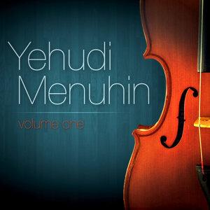 Yehudi Menuhin Vol. 1 : Concerto Pour Deux Violons / Sonata Pour Violon N° 4 / Sonate Pour Violon N° 3 / Partita Pour Violon Solo N° 2