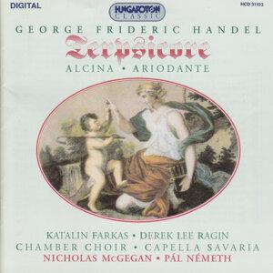 Teprsicore, Alcina, Ariodante