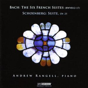 Andrew Rangell: Bach and Schoenberg Recital