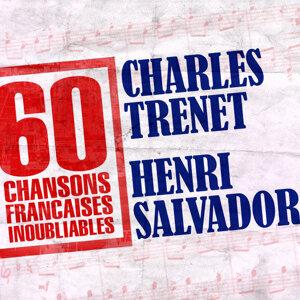 60 Chansons Françaises Inoubliables De Charles Trenet Et Henri Salvador