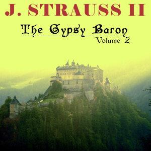 J. Strauss II, The Gypsy Baron Volume 2