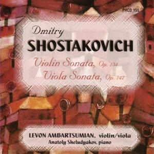 Shostakovich-Violin/Viola Sonatas