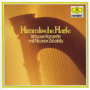 Nicanor Zabaleta - Himmlische Harfe