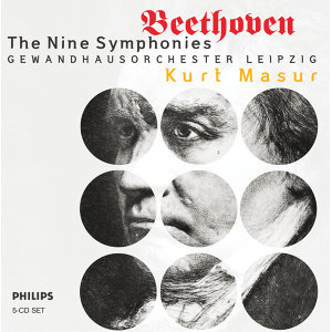 Beethoven: The Symphonies - 5 CDs