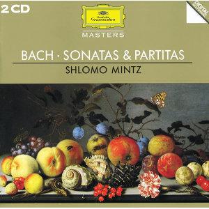 J.S. Bach: Sonatas & Partitas - 2 CDs
