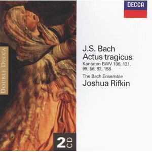 Bach, J.S.: Cantatas BWV 106, 131, 99, 56, 82 & 158 - 2 CDs