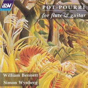 'Pot-Pourri' for flute & guitar