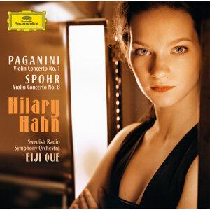 パガニーニ:ヴァイオリン協奏曲第1番、他