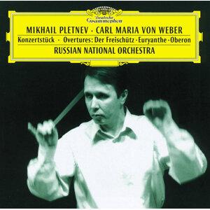 Weber: Konzertstück; Overtures: Der Freischütz · Euryanthe · Oberon