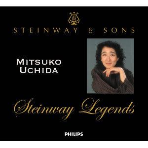 Mitsuko Uchida: Steinway Legends - 2 CDs