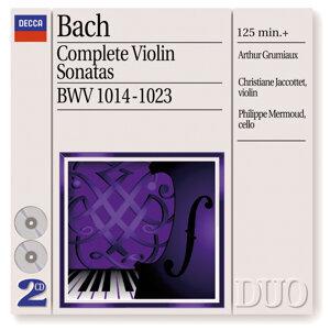 Bach, J.S.: Complete Violin Sonatas - 2 CDs