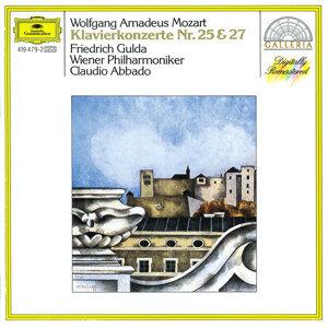 Mozart: Piano Concertos Nos.25 K.503 & 27 K.595