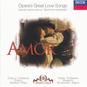 Amor - Opera's Great Love Songs