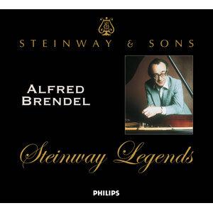 Alfred Brendel: Steinway Legends - 2 CDs