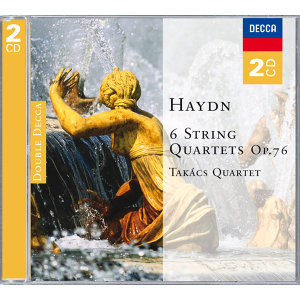 Haydn: Six String Quartets, Op.76 - 2 CDs