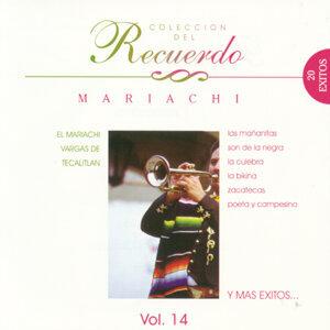"""Coleccion Del Recuerdo """"Mariachi"""""""