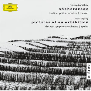 Rimsky-Korsakov: Shéhérazade op.35  · Mussorgsky: Pictures at an Exhibition
