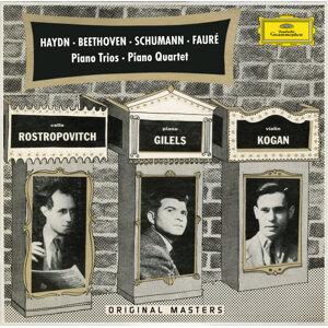 Haydn: Piano Trios H.XV Nos.16 & 19 / Beethoven: Piano Trios WoO38 & Op.97 / Schumann: Piano Trio Op.63 / Fauré: Piano Quartet Op.15