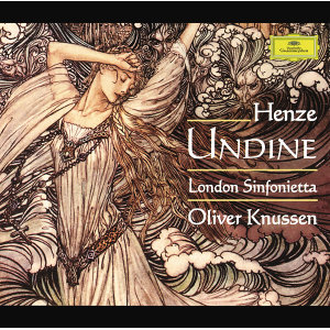 Henze: Undine - 2 CD's