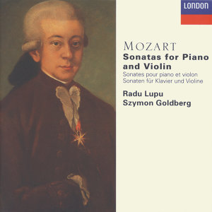 Mozart: The Sonatas for Violin & Piano - 4 CDs