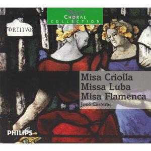 Missa Criolla / Misa Luba / Missa Flamenca
