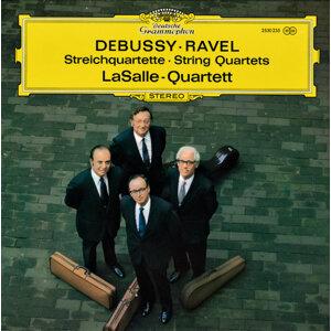 Debussy: String Quartet In G Minor, Op. 10 / Ravel: String Quartet In F Major