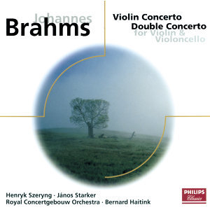 Brahms: Violin Concerto/Concerto for Violin & Cello