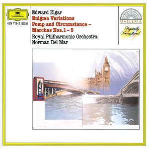 Elgar: Enigma Variations; Pomp and Circumstance