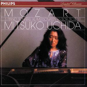 Mozart: Piano Sonatas Nos. 7, 8 & 9