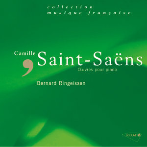 Saint-Saëns: Oeuvres pour piano
