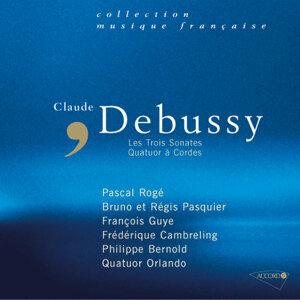 Debussy-Sonates-Quatuor