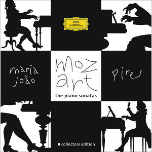 Mozart: Piano Sonatas - 6 CD's