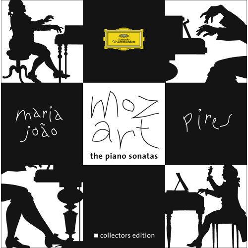 Mozart: Piano Sonatas - 6 CD's