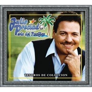 Tesoros de Colección - Julio Preciado y Su Banda Perla del Pacífico