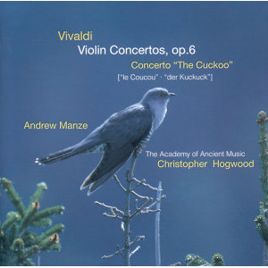 ヴィヴァルディ:ヴァイオリン協奏曲集 作品6