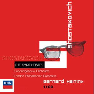 Shostakovich: The Symphonies - 11 CDs