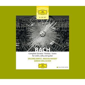 Bach: Complete Sonatas, Partitas & Suties for Violin, Cello & Guitar - 6 CDs