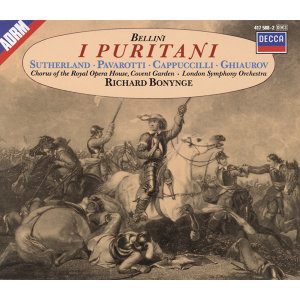 Bellini: I Puritani - 3 CDs