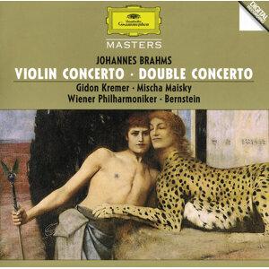 Brahms: Violin Concertos Opp.77 & 102
