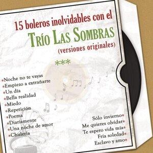 15 Boleros Inolvidables Con el Trío las Sombras (Versiones Originales)