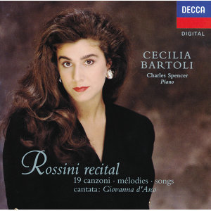 Rossini: Giovanna d'Arco; 19 songs