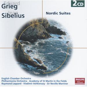 Grieg/Sibelius: Nordic Suites - 2 CD