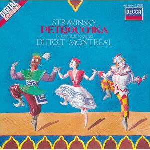 Stravinsky: Petrouchka; Le chant du rossignol etc