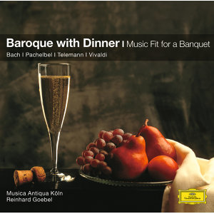 A Baroque Dinner Menu - Music fit for a banquet